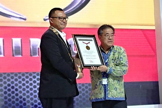 Hino Safety Driving Competition Raih Dua Rekor Muri