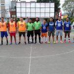 Perebutan Piala Exhibition: Tim Pers Sorong Raya Unggul