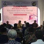 M Qodari: Jokowi Butuh Menteri Milenial Dari Latar Aktivis