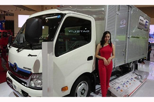 Kendaraan Komersial Paling Cocok Pakai Teknologi Hybrid