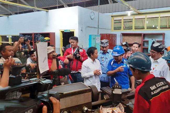 PT INKA 2 Banyuwangi Akan Jadi Pabrik Kereta Terbesar di Asean