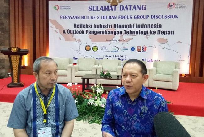 Institut Otomotif Indonesia Dukung Pemerintah Kembangkan Kendaraan Listrik