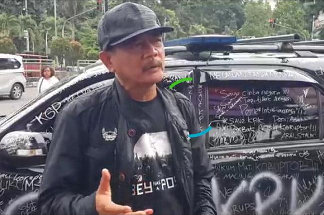 Ki Gendeng Pamungkas: Saya Sendiri Tembak Kepala Koruptor