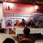 Keluarga Besar Marhaenis Gelar Halal Bihalal dan Haul Bung Karno