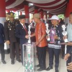 Pos Kamling Agathis Juara I Lomba Tingkat Provinsi Kalimantan Tengah