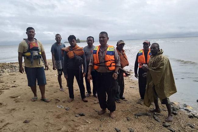 Tiga Korban Laka Laut di Pulau Mandais Ditemukan Selamat