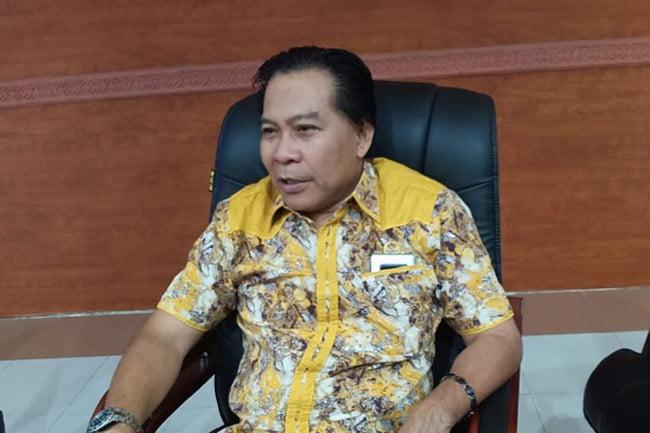 Ketua DPRD Kapuas Optimistis APBD 2019 Tidak Defisit