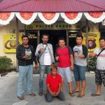 Begal Lintas Provinsi Dibekuk Sat Reskrim Polres Kapuas