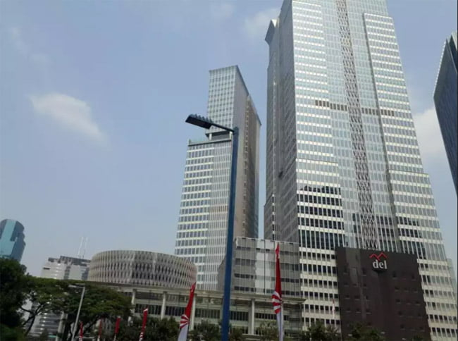 Kantor PT Pertamina Pindah ke Gedung Milik Luhut Sopo Del Tower