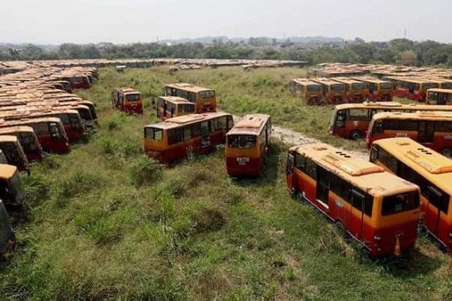 Gertak Dukung Anies Perkarakan Bus Transjakarta Era Jokowi-Ahok