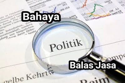 Menanti Politik Balas Jasa, Sebuah Opini Dimas Huda