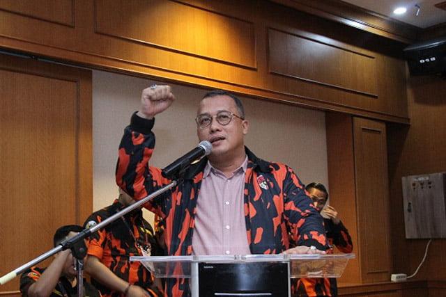 Sekjen MPN Puji Tingkat Kepersertaan Munas 2 Sapma Pemuda Pancasila