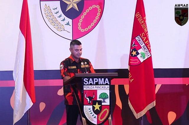 Ketum Sapma PP Puji Kinerja Ketua Panitia Munas Ke-2, Bayu Satria