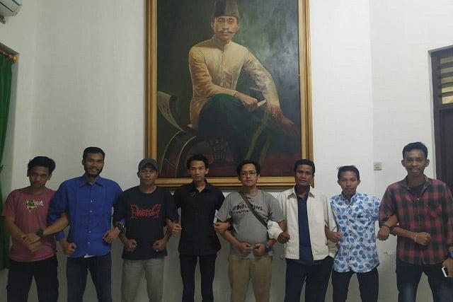 Forum Anak Bangsa Mengecam Aksi Bintang Kejora di Istana Merdeka