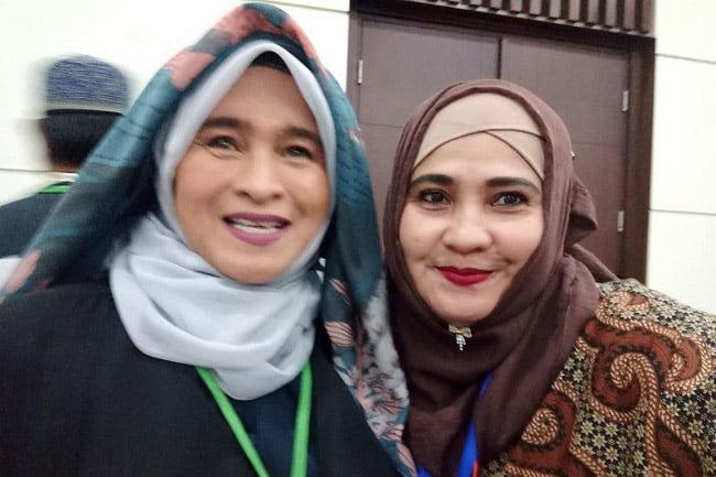 Hilda Basalamah: Panitia Ijtima Ulama IV Keterlaluan, Punya Hak Apa?