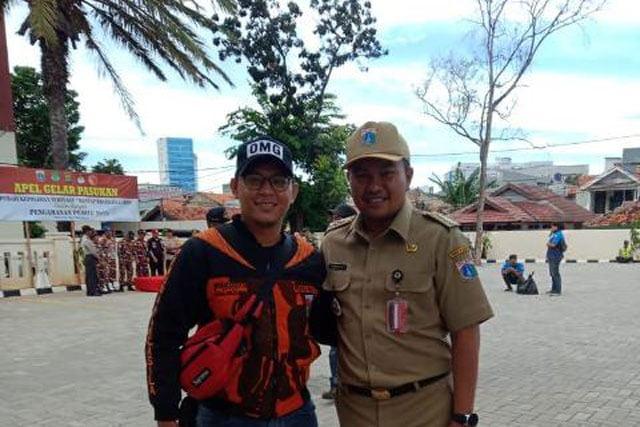Pemuda Pancasila Matraman Siap Tangkal Hoaks