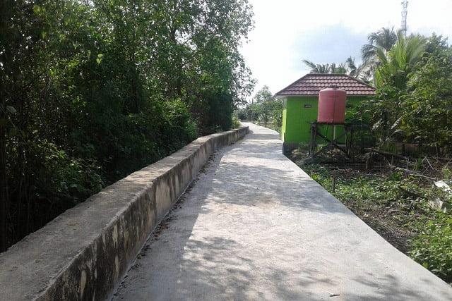 Pembangunan Desa Semaras Menuju Desa Wisata Pantai