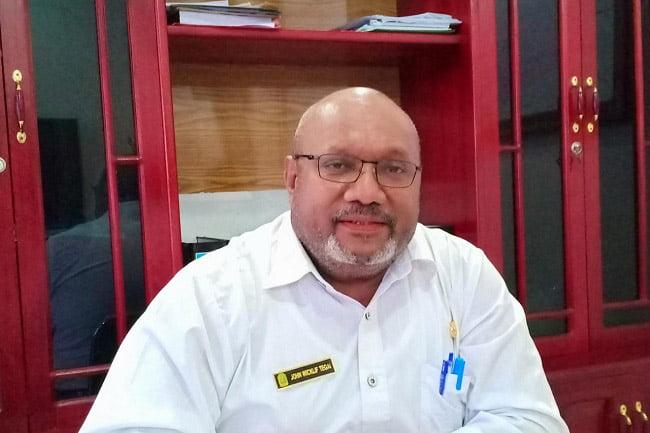 Peningkatan Rancangan System Inovasi Kerja Kabupaten Jayapura