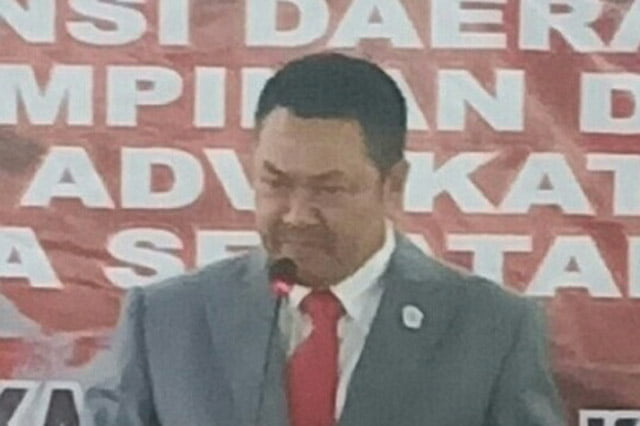 Tjoe Tjoe Sandjaya: Advokat Harus Faham dan Menguasai IT