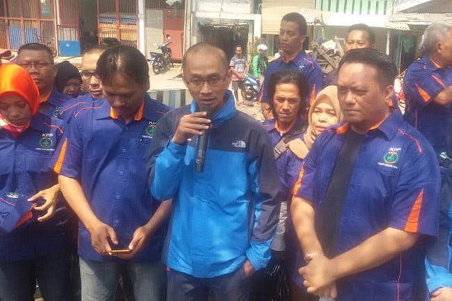 Launching Aplikasi Online Kepasar Wujudkan Keinginan Jokowi