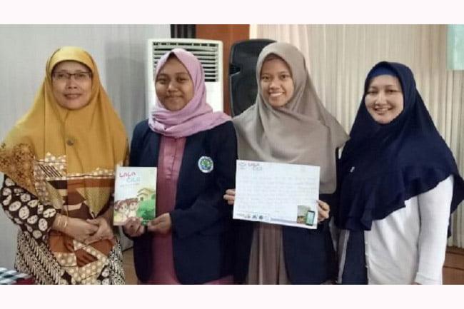 Lala and Lilo, Media Pembelajaran Bahasa Inggris Anak Usia Prasekolah