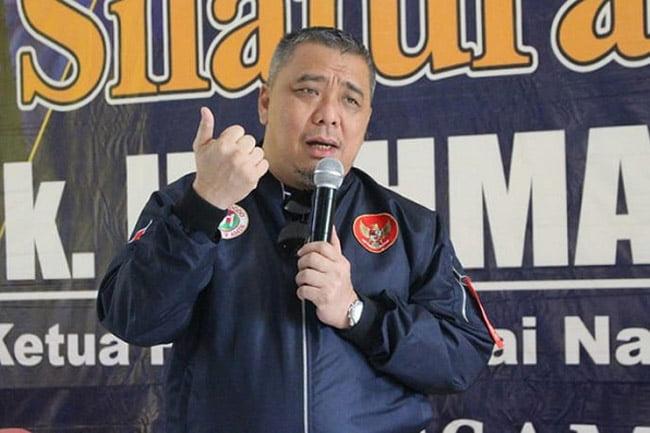 Fraksi Nasdem DPR RI Ikut Belasungkawa Meninggalnya Mbah Moen
