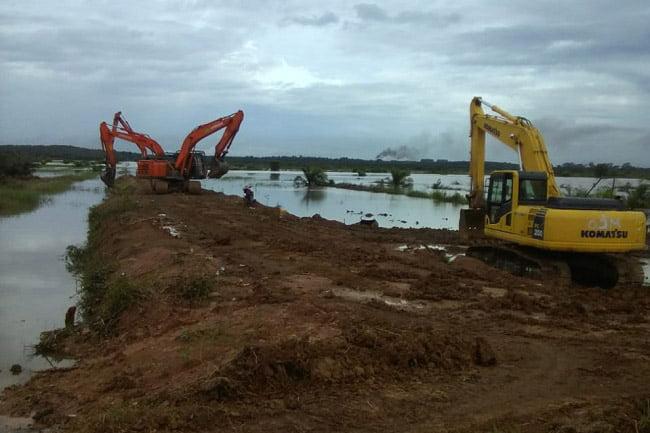 Diduga PT Pinago Utama Rusak Lingkungan, MSSB Akan Gelar Aksi