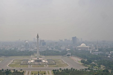 Energi Ramah Lingkungan Salah Satu Solusi Atasi Polusi Udara di Jakarta