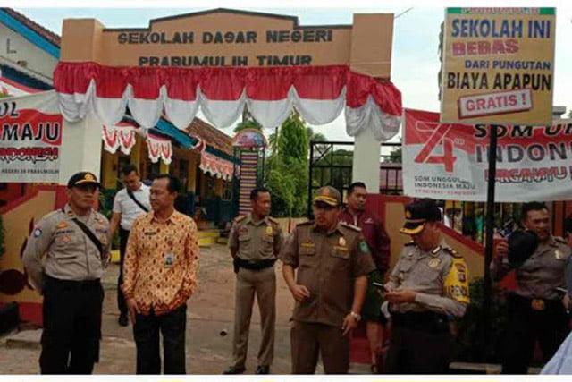 Pemkot Prabumulih Bongkar Paksa Penyegelan SD Negeri 24