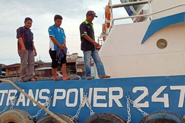 Diduga Perjuangkan Hak ABK, Nahkoda Kapal Ditahan Ditpolair Polda Kalsel