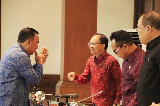 Bali Tetapkan Perda Penyelenggaraan Ketenagakerjaan