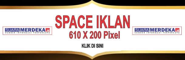 Space Iklan 610 x 200