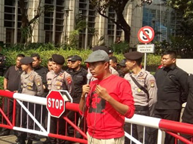 Gerakan Pemuda Jakarta: Pelanggaran di Papua, Kemana Komnas HAM