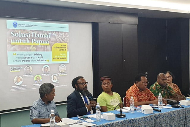 GAMKI: Hapus Diskriminasi Rasial Adalah Kunci Dialog Papua Jakarta