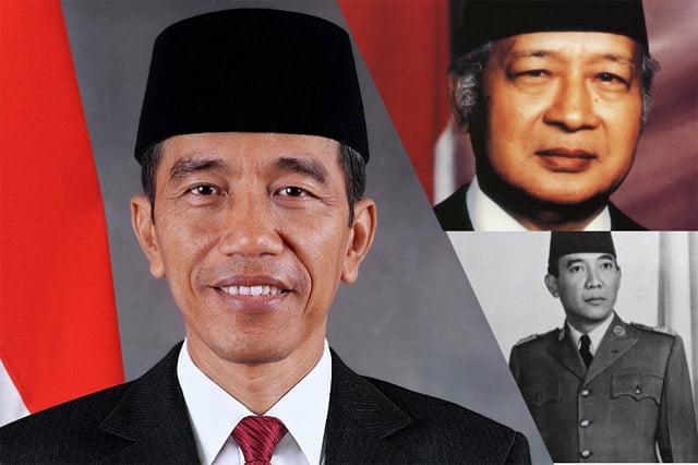 Nasib Jokowi Akan Seperti Sukarno dan Soeharto, Tumbang!