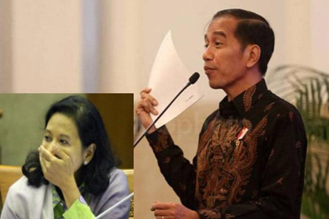 Aksi Rini Perdaya Jokowi, Sebuah Opini Dimas Huda