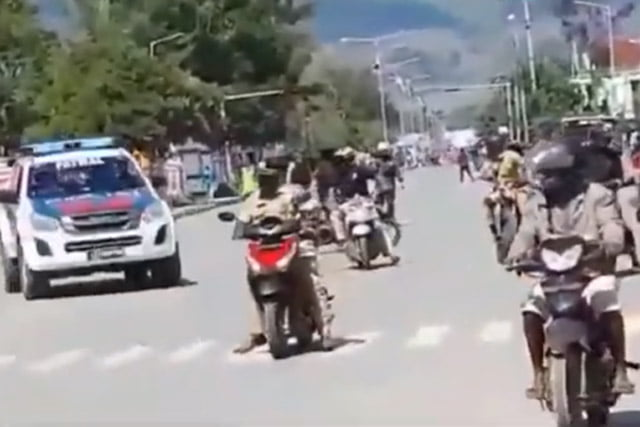 Jokowi: Demonstrasi di Wamena Ricuh Akibat Hoaks di Medsos