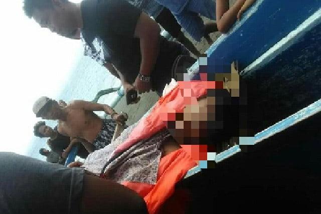 Ditemukan Mayat Terapung di Pantai Selat Bali