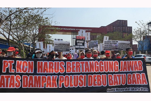PT KCN Bawa Dampak Buruk Untuk Masyarakat Jakarta Utara