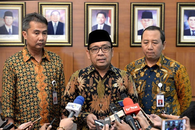 Jokowi Tandatangani Surat Presiden Soal Revisi UU KPK