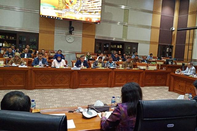 Komisi III DPR RI Setujui RUU Pemasyarakatan