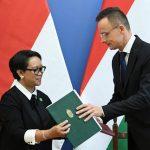 Kemenlu Tingkatkan Kerjasama Jelang 65 Tahun Indonesia-Hongaria