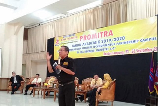 Granat Lampung Ingatkan Bahaya Penggunaan Narkoba