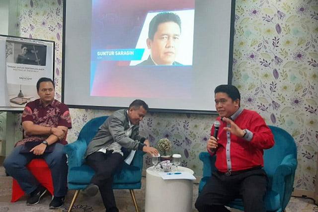 Komisioner KPPU Bernadzar Gunduli Kepala Kalau RUU KPPU Disahkan