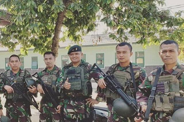 Praka Zulkifli, Anggota TNI Yang Gugur di Expo Wamena