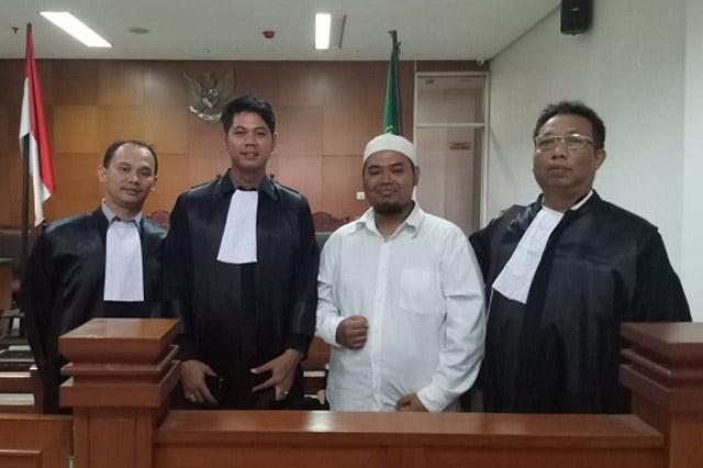 Eko Widodo, Penyebar Hoaks Server Situng Ini Dinyatakan Tak Bersalah