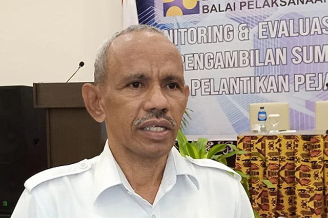 Balai PJN Wilayah XVII Papua Barat Lakukan Monev TA 2019