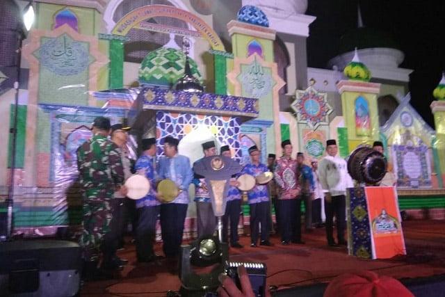 Bupati Buka Musabaqah Tilawatil Quran Tingkat Kabupaten Kapuas