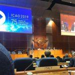 Indonesia Menjadi Chairman Sidang Majelis ICAO Ke-40 di Kanada