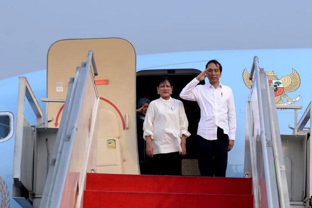 Papua Kembali Menjadi Destinasi Kunjungan Kerja Perdana Jokowi